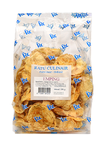 Foto Ratu emping naturel 180gr