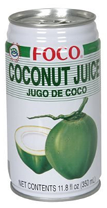 Foto Foco juices coconut