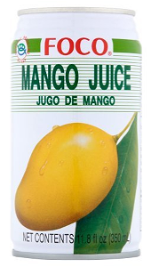 Foto Foco juices mango